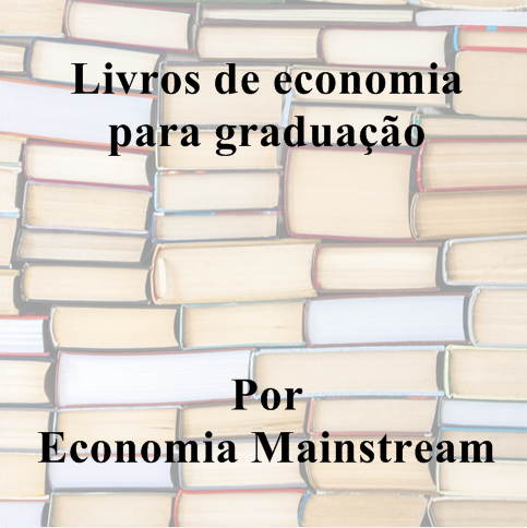 Lista de livros para estudar economia