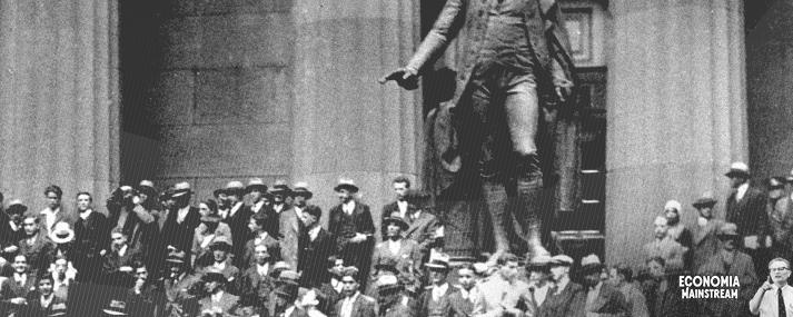 A explicação ortodoxa da Grande Depressão