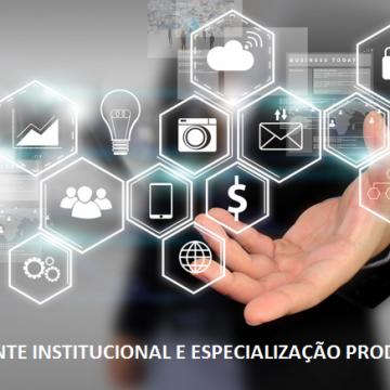 Ambiente institucional e especialização produtiva