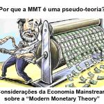 Por que a MMT é uma pseudo-teoria?
