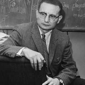 TOP 20 - Maiores economistas de todos os tempos. 7º lugar: Paul A. Samuelson (1915-2009)