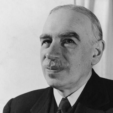 TOP 20 – Maiores economistas de todos os tempos. 2º lugar: John Maynard Keynes (1883-1946)