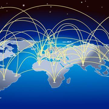 Análise de redes: o Brasil no comércio internacional (2020)