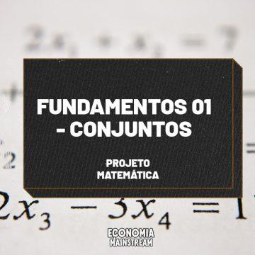 Fundamentos 01 - Conjuntos