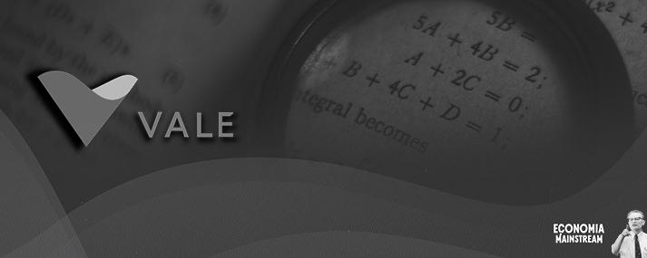 A matemática da precificação de ativos – exemplo com VALE3